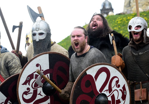 Viking Festival In York