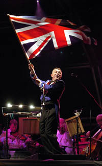 Castle howard night at the proms