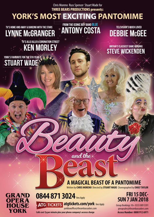Beauty and the Beast Panto
