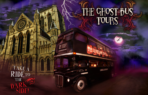 Ghost Bus York