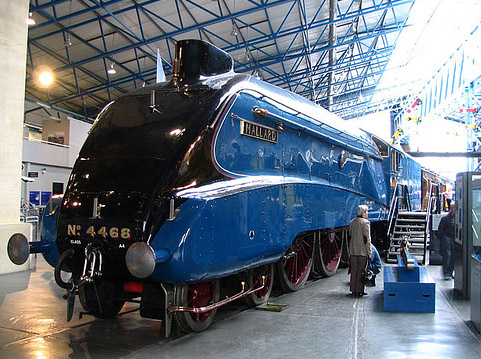 The Railway Museum in York