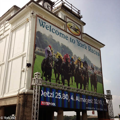 Welcome To York Racecourse