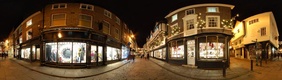 The Best of York - York's Favourite Shopping Streets