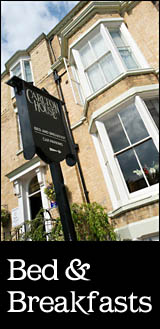 Bed & Breakfasts York and North Yorkshire