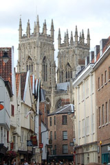York Minster From Petergate
