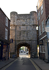 Bootham Bar (Gates of York)