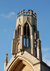 Church Tower in York -new