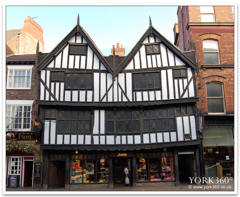 Tudor Building in York