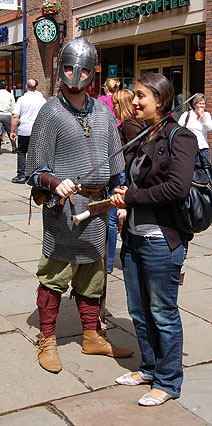 Viking in York