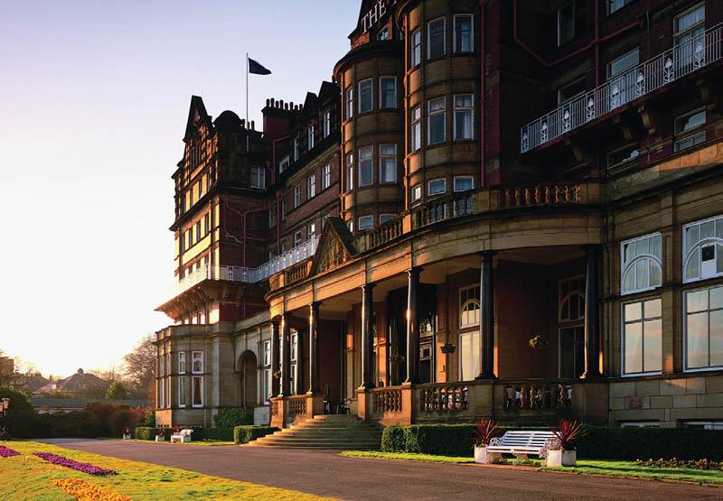 Spa Hotels Near Harrogate