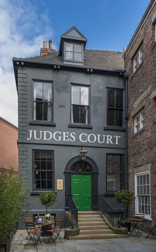 Judges Court York