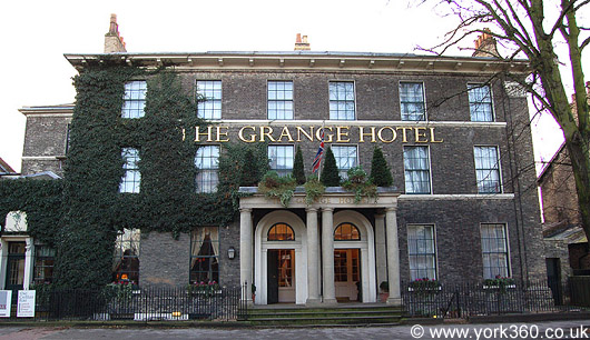 The new york grill caf bar the grange hotel york york 360 - The grange hotel restaurant ...