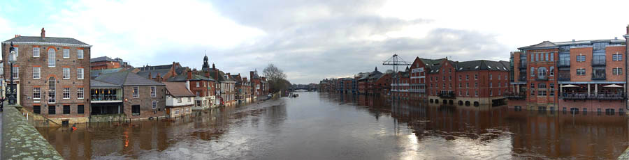 From Ouse Bridge