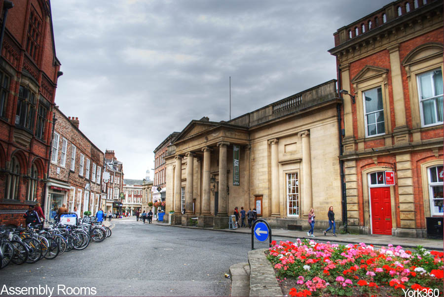 The Assembly Rooms York
