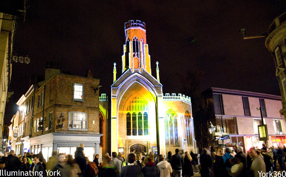 Illuminating York 2014