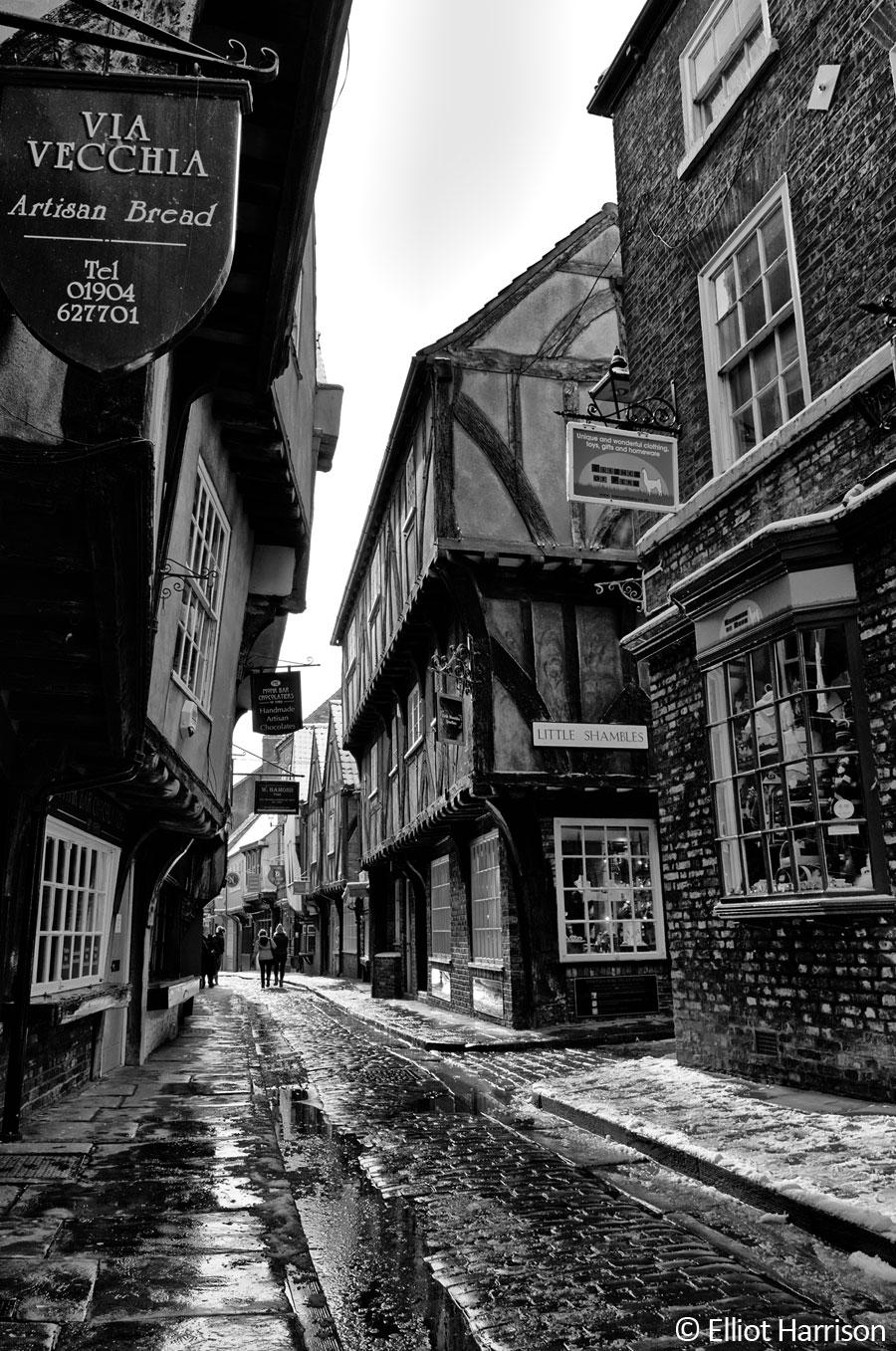 York360 - Photos of York, The Shambles.