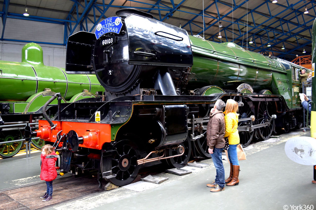 The Flying Scotsman #FlyingScotsman