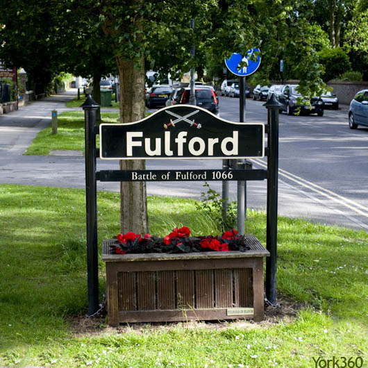 The Battle of Fulford 1066
