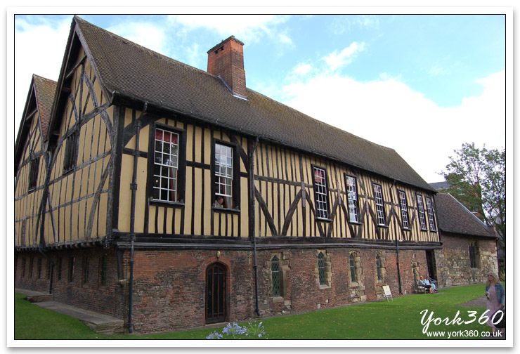 Merchant Adventurer's Hall