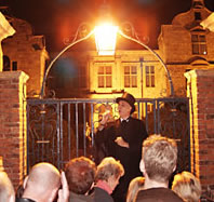Halloween Ghost Walks York