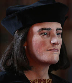 Facial reconstruction of Richard III