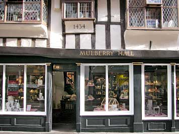 Mulberry Hall York