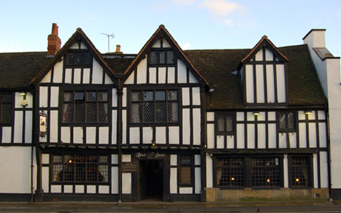 Black Swan Inn, Peasholme Green, York