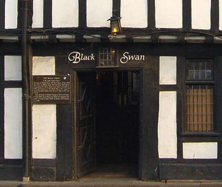 The Black Swan in York