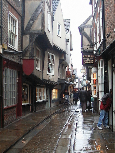 Image result for york shambles