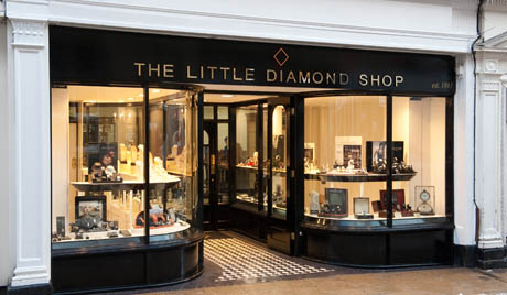 The Little Diamond Shop