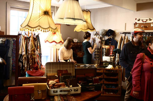 Shopping In York » Recommended York Shops. York Shopping Antique ...