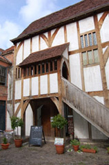 Medieval Buildings In York