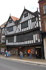 Tudor York, Jones Bootmakers