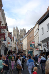 Petergate York