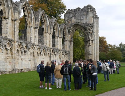 Walking Tour of York