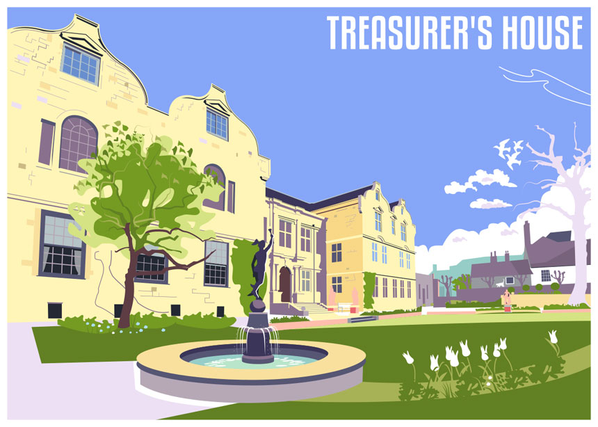 Treasurer's House York