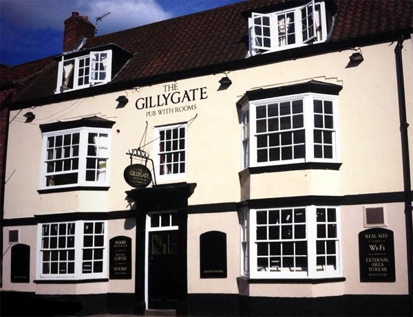 The Gillygate Pub York
