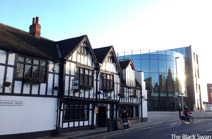 The Black Swan Inn, York