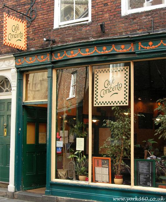 Fairfax New York Cafe