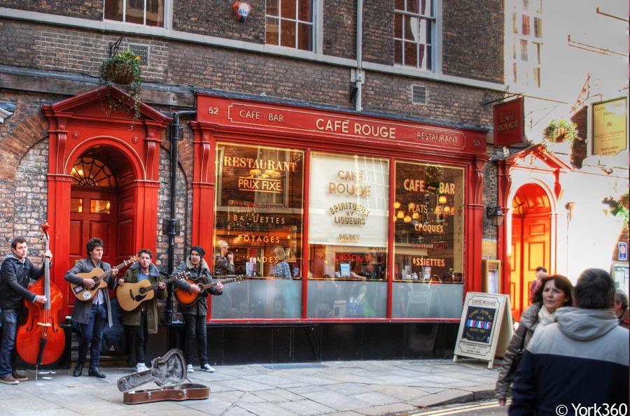 York 360 176 Cafe Rouge York French Restaurants In York