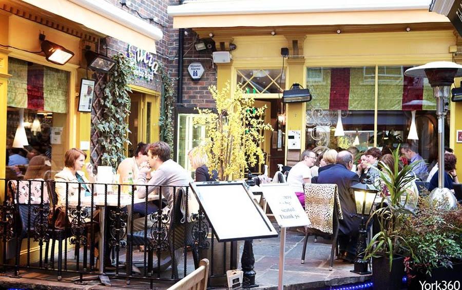 Swinegate York Restaurants