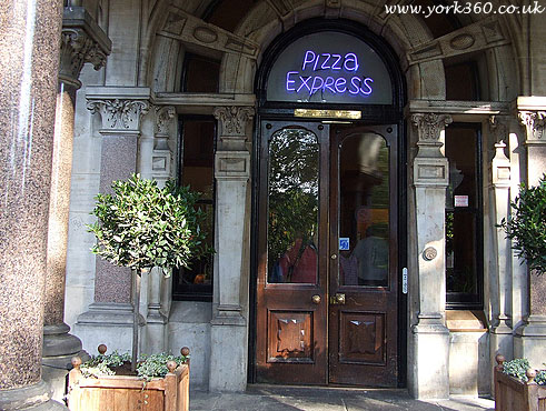 Pizza Express York. Italian Restaurant Photos & Reviews. New Pizza ...