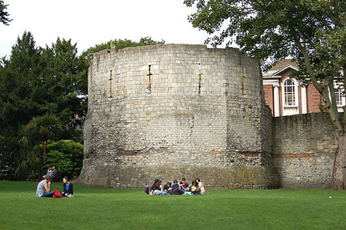 Roman Multangular Tower