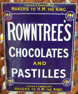 Rowntree Chocolate