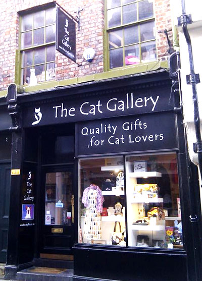 The Cat Gallery York