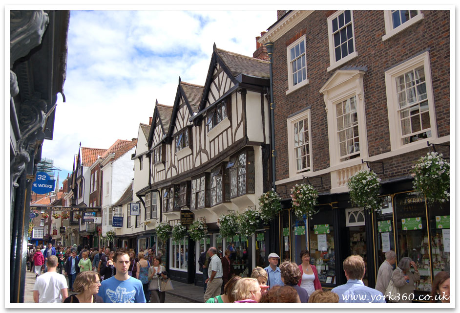 Restaurants In York England