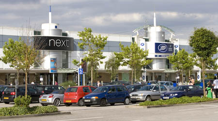 Monks Cross Shopping Centre York