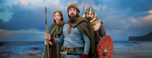 Learn about Vikings at JORVIK Viking Centre